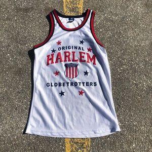 Vintage Y2K American Harlem Globetrotters Jersey